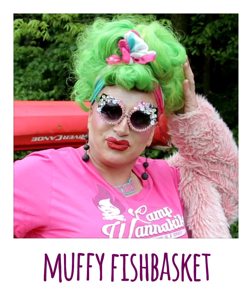 Muffy Fishbasket Photo