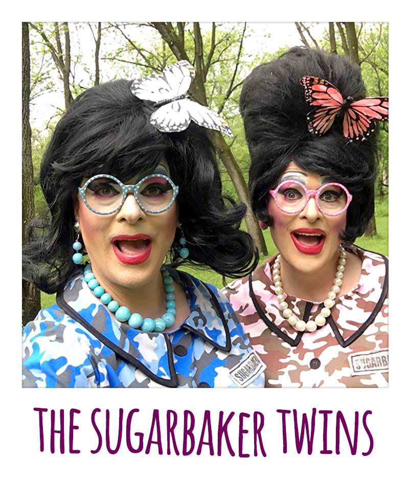 The Sugarbaker Twins Photo
